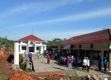Donasi Pembangunan Kantor Al-Ashr Boarding School